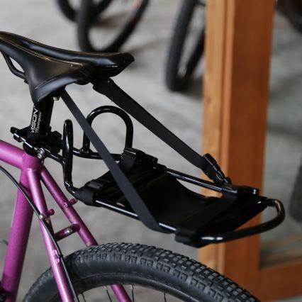 (お買い物マラソン)PDW ポートランドデザインワークス BindleRack ビンドルラック サドルラック バイクパッキング しまなみ海道 キャンプ ツーリング