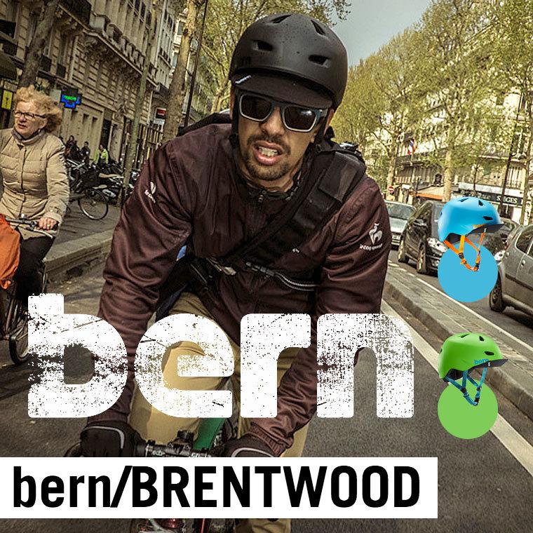 BRENTWOOD ブレントウッド XXL-XXXL Bern バーン 自転車 スケートボード BMX ピスト ヘルメット 送料無料