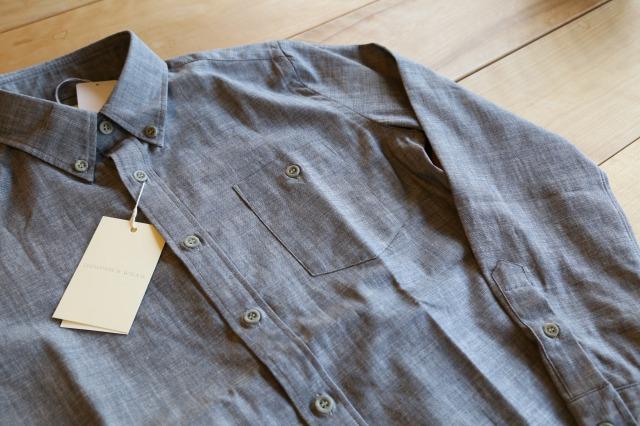 [クリアランス]HANDS UP 3カラー ボタンダウン Yシャツ DEEPER'S WEAR ディーパーズウェア カッターシャツ