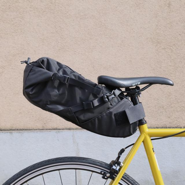 seat bag シートバック FAIRWEATHER フェアウェザー 自転車 サドルバック 大容量 防水 バイクパッキング 送料無料