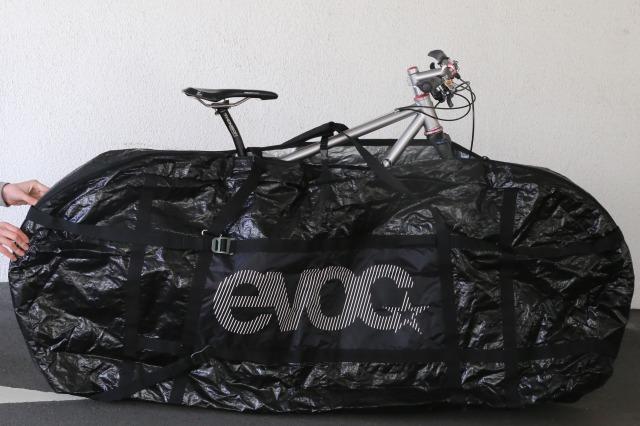 バイクカバー BIKE COVER 輪行袋 evoc イーボック 自転車カバー