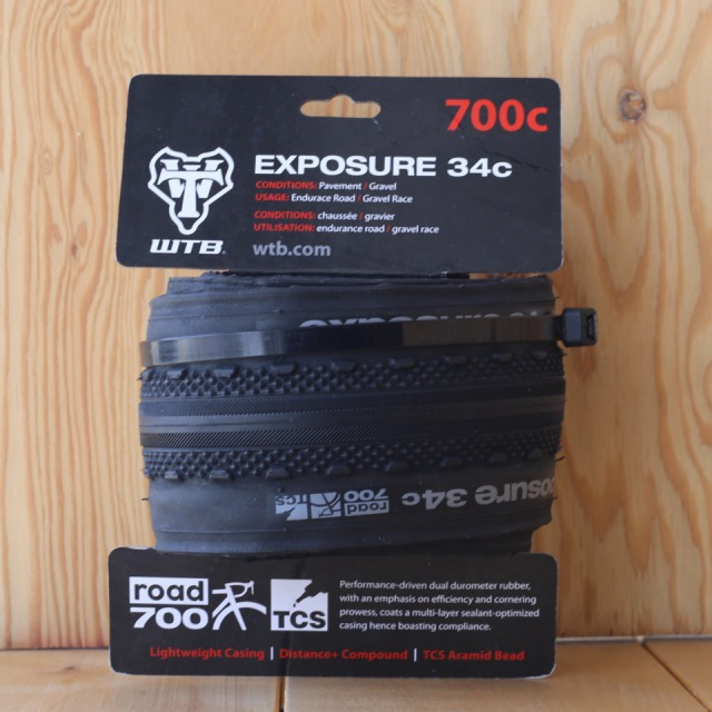WTB EXPOSURE 700×34c シクロクロス