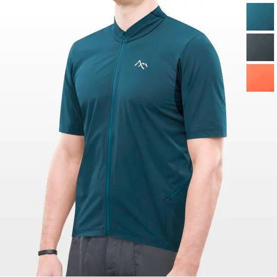 S2S Shirt SS MEN'S MTB サイクルジャージ 7mesh セブンメッシュ 送料無料