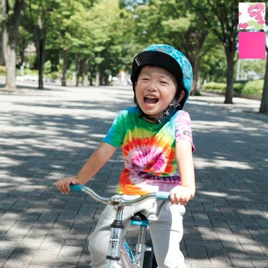 Nino ニーノ Bern バーン 自転車 スケートボード BMX キッズ ヘルメット ガールズ