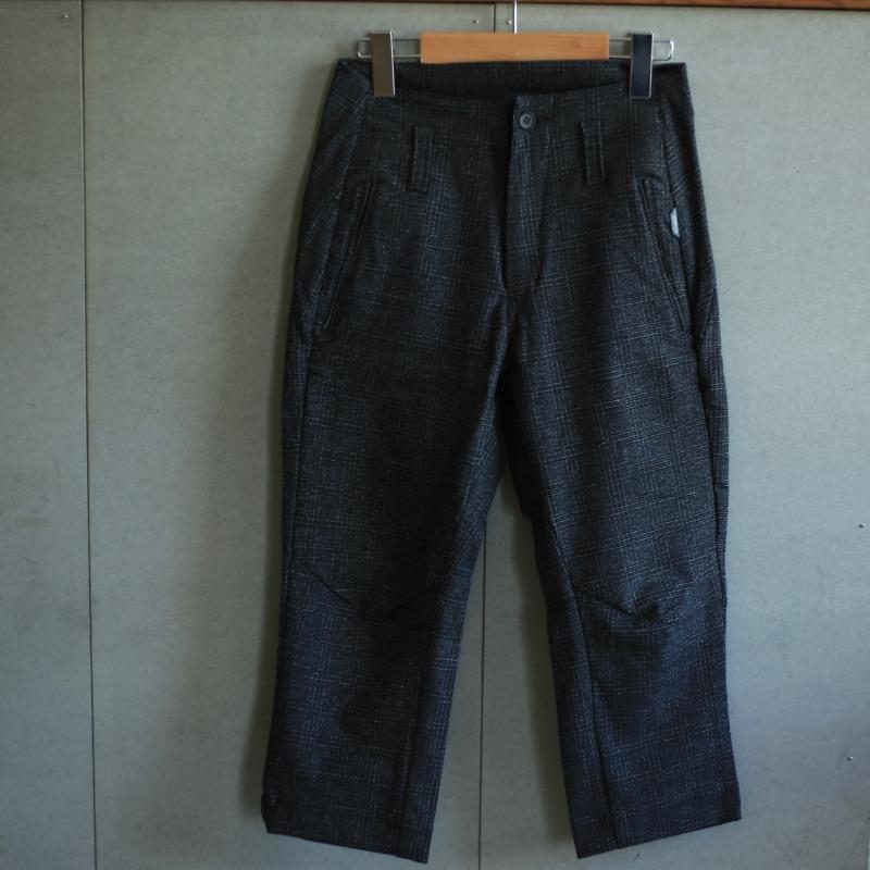 (お買い物マラソン)CCP シーシーピー ホボレーパンツ チェック 自転車 アウトドア パンツ メンズファッション