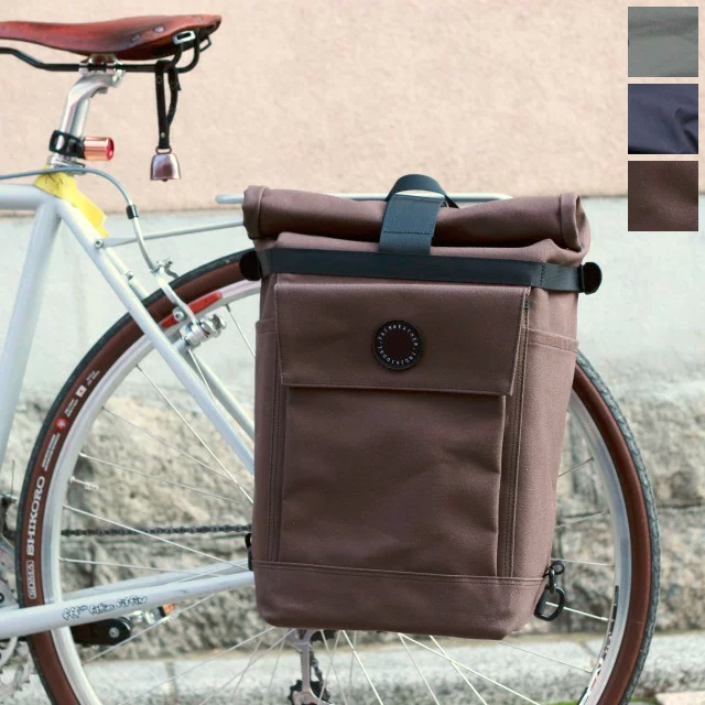 FAIRWEATHER フェアウェザー Pannier Bag パニアバッグ ツーリング 自転車 サイクリング キャンプ リュック バイクパッキング