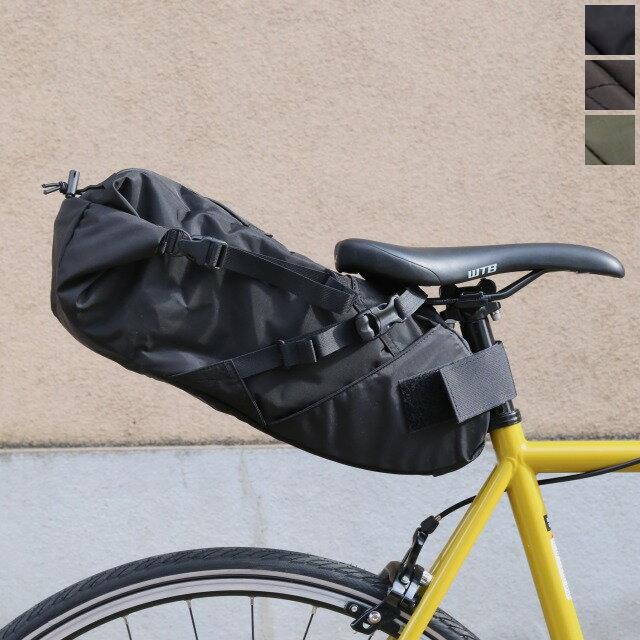 seat bag シートバック FAIRWEATHER フェアウェザー 自転車 サドルバック 大容量 防水 バイクパッキング 一部地域除き送料無料