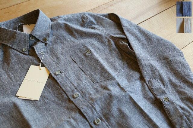HANDS UP 3カラー ボタンダウン Yシャツ DEEPER'S WEAR ディーパーズウェア カッターシャツ 送料無料