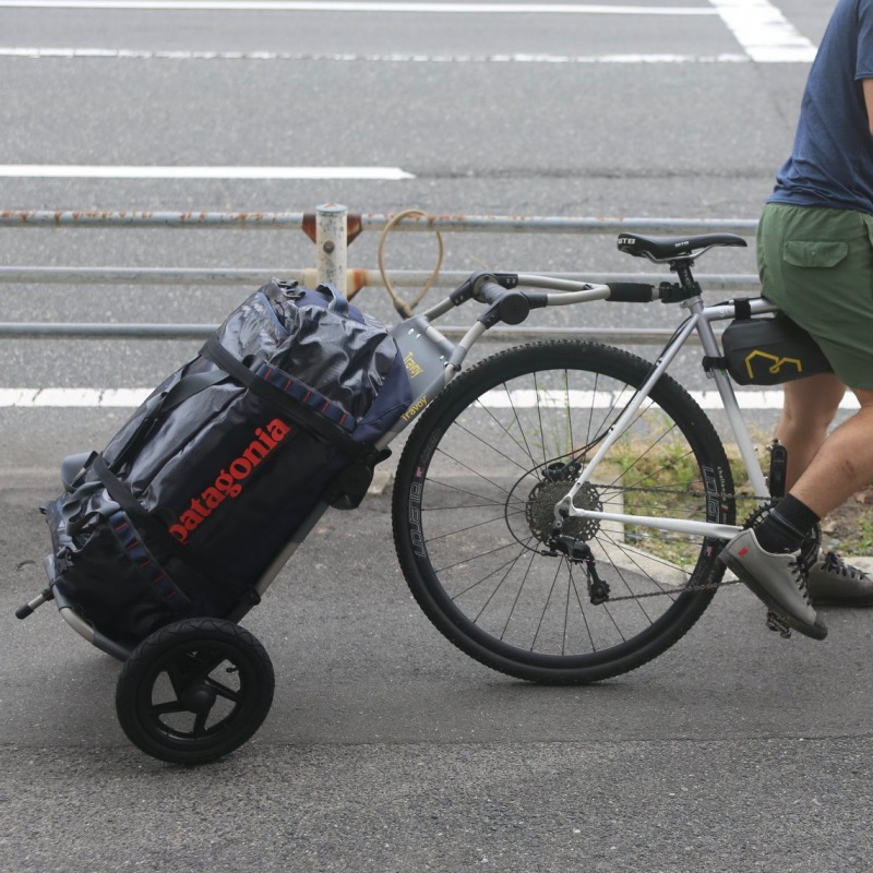 burley トラボーイ(TRAVOY) 荷台 自転車 キャリア
