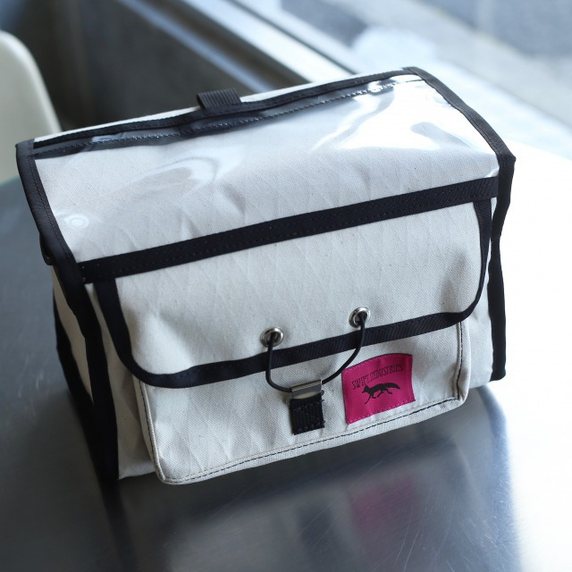 SWIFT INDUSTRIES paloma handlebar bag (horizon line)