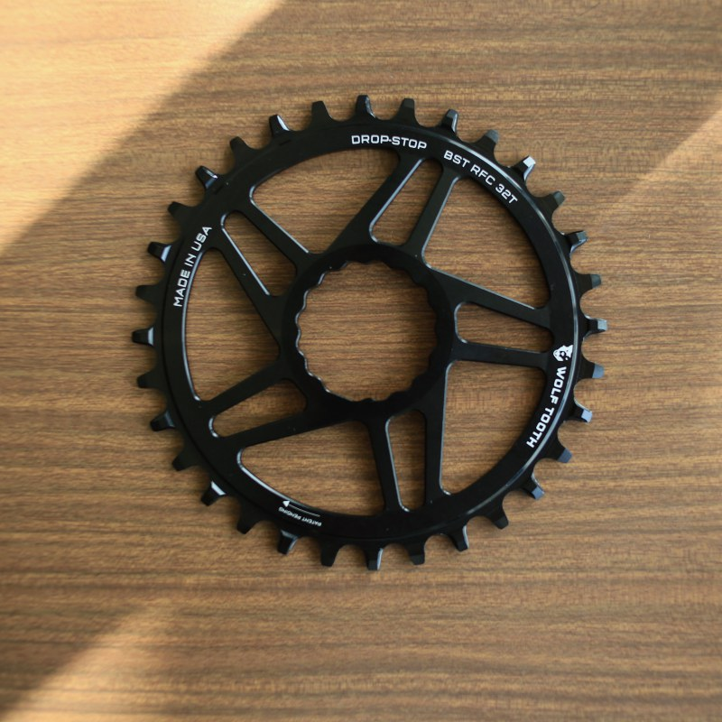 Wolf Tooth Direct Mount Chainring RaceFace CINCI用 ウルフトゥース ダイレクトマウント チェーンリング