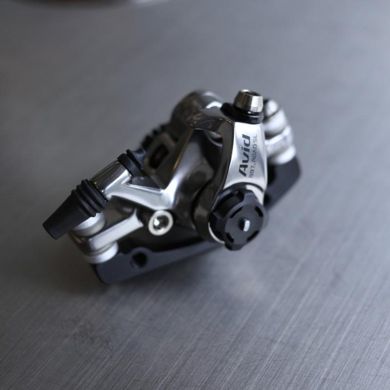 AVID BB7 ROAD SL グラベル/CX/ディスクロード用ブレーキキャリパー エイビッド SRAM