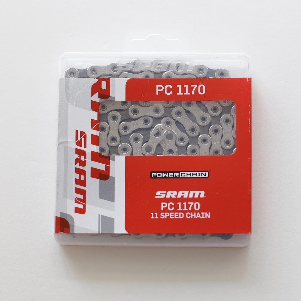 スラム 自転車用チェーン エントリーでポイント5倍 PC-1170 Power SRAM チェーン 使い勝手の良い 登場大人気アイテム Chain