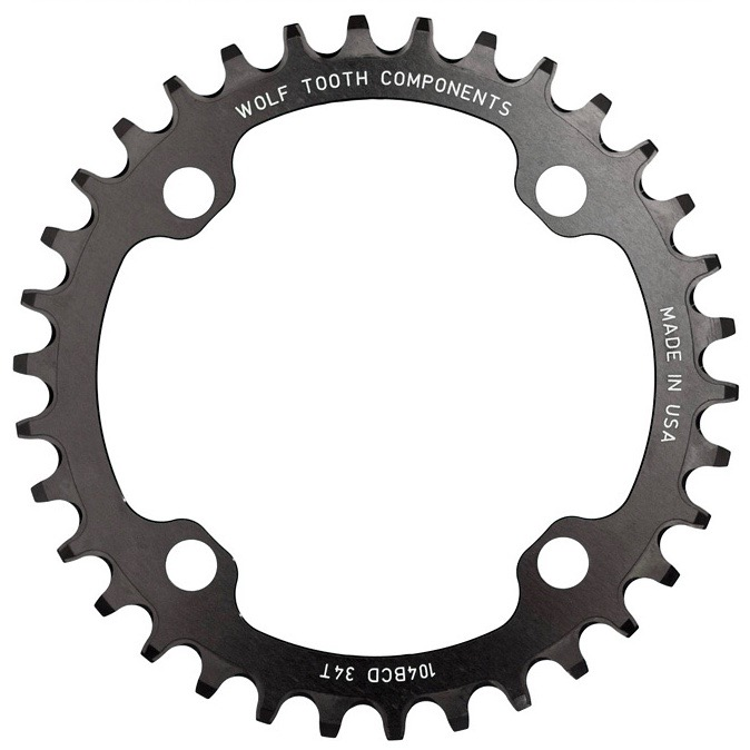 Drop-Stop Chainring 104BCD 36T WolfToothComponents ウルフトゥースコンポーネンツ 送料無料