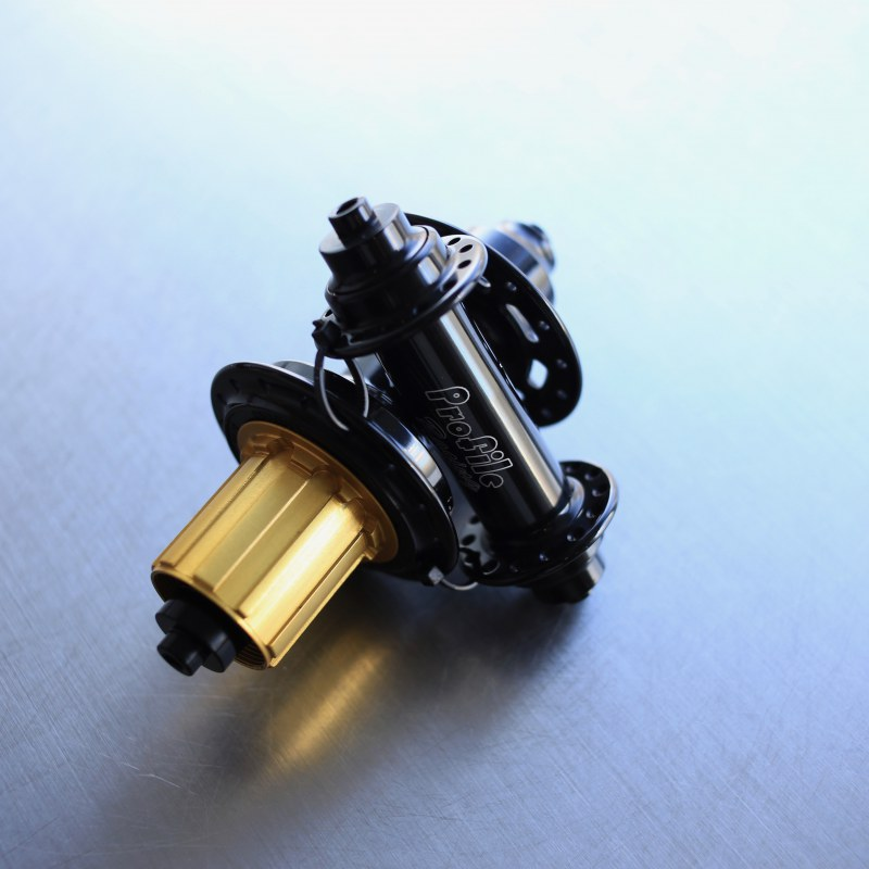 ROAD CYCLOCROSS HUBSETS ハブセット Profile Racing プロファイルレーシング ロード シクロ 自転車 前後セット 送料無料