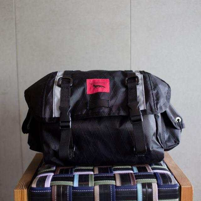 サドルバッグ zeitgeist saddle bag (S/Hinterland)SWIFT INDUSTRIES スイフトインダストリーズ