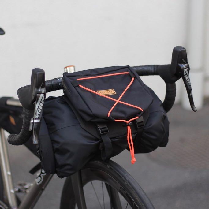 BAR BAG 14L ドライバッグ付き ハンドルバッグ RESTRAP リストラップ