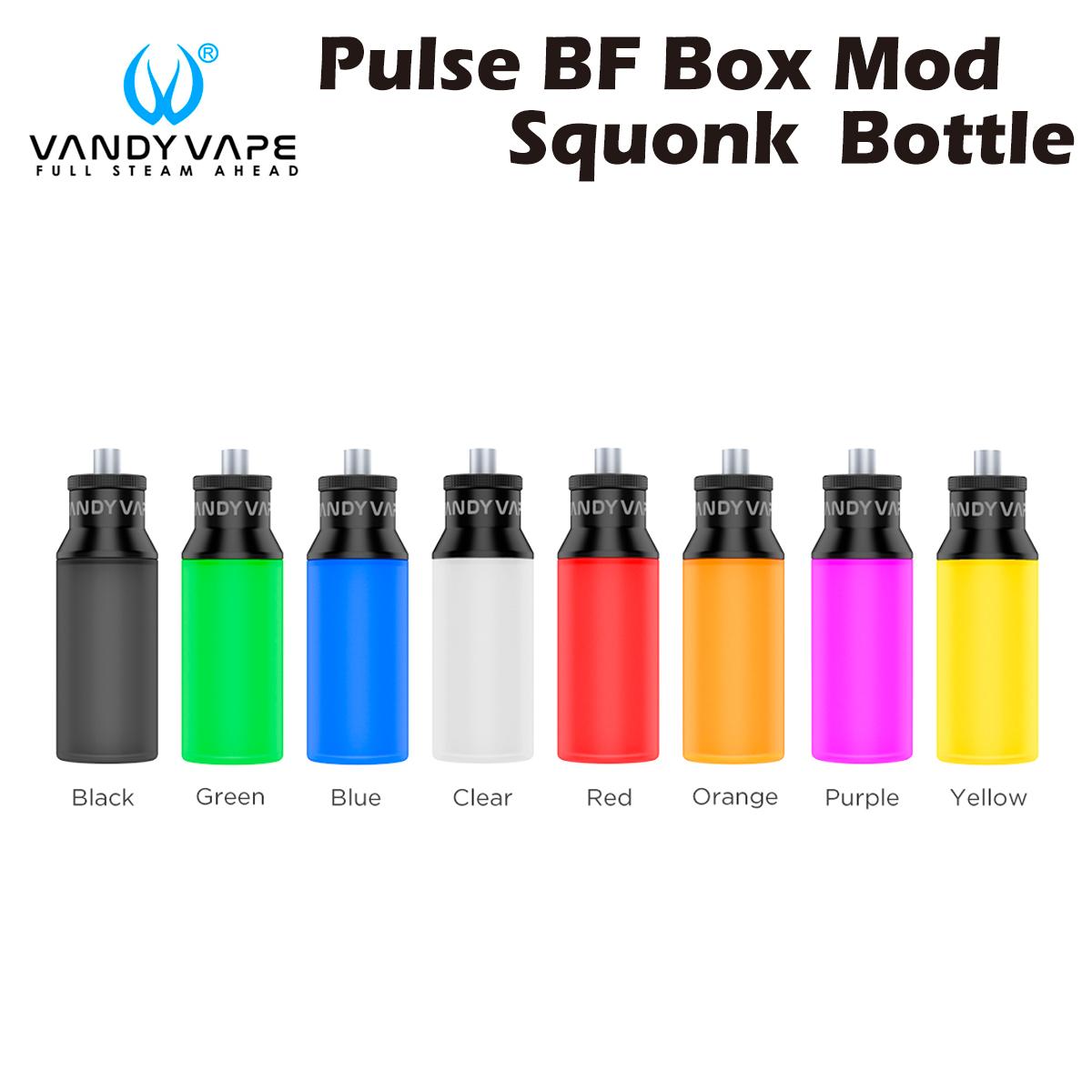 Vandy Vape Pulse 80W BF Box 正規逆輸入品 Mod ☆新作入荷☆新品 Bottle X 90W Squonk パルス バンディベイプ スコンクボトル