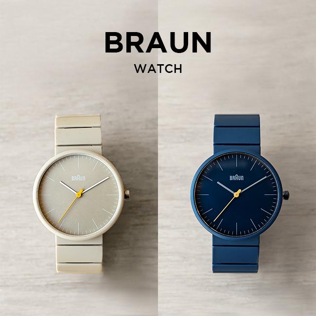 BRAUN ブラウン アナログ メンズ BN0171 腕時計 レディース ブラック 黒 グレー ネイビー BN0171BKBKG BN0171GYGYG BN0171NVNVG