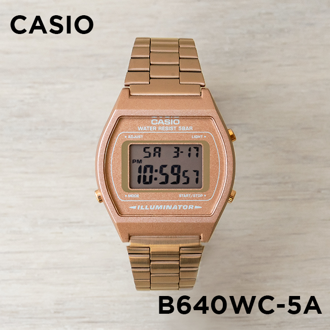 Casio CASIO BASIC DIGITAL basic digital B640WC-5A