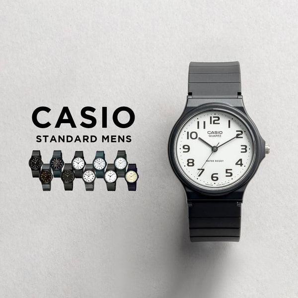 自分へのご褒美!60代男性にぴったりなCASIOの腕時計がほしい!【予算5万円以内】