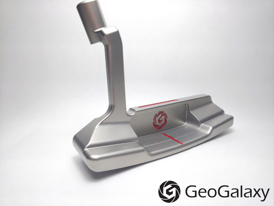 GeoGalaxy/ジオギャラクシー TOUR PUTTER JSS Type-H ツアーパター タイプH ピンタイプ 【送料無料】