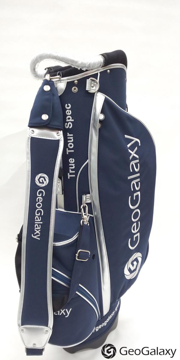 GeoGalaxy/ジオギャラクシー 8.5 CORDURA Stand Caddie Bag 8.5型 コーデュラ スタンドキャディバッグ素材コーデュラ バリステックナイロン