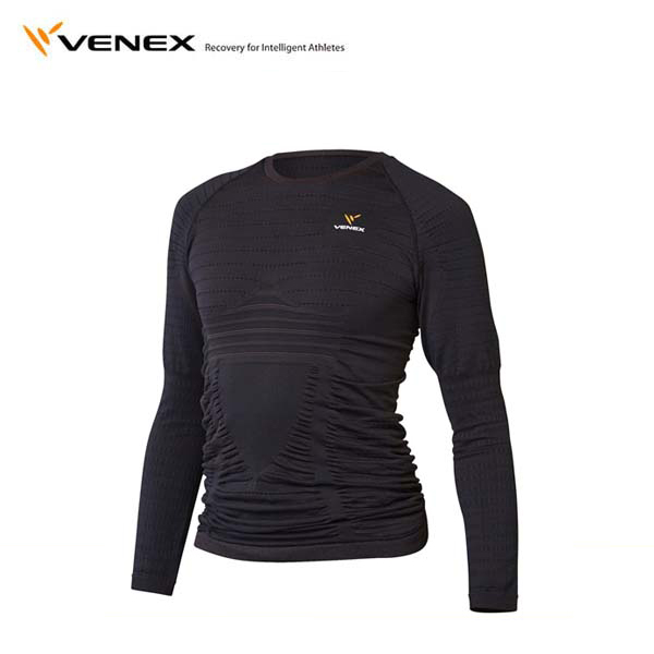venex/ベネクス リカバリーウェア フリーフィールクール ロングスリーブ メンズ FREE FEEL COOL LONG SLEEV MENS 【男性用】【送料無料】