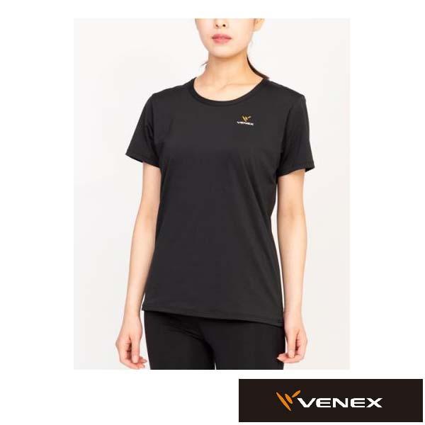 venex/ベネクス リカバリーウェア リフレッシュ Tシャツ レディース 【送料無料】