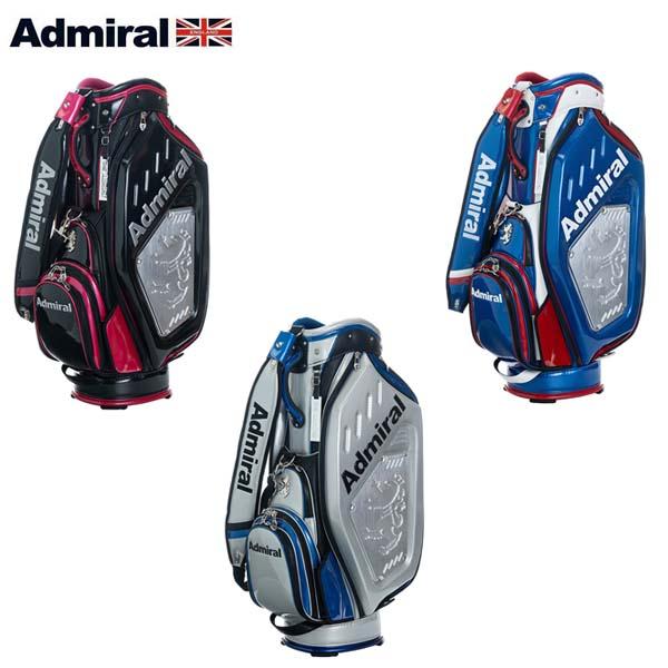 【2019年モデル】 Admiral Golf/アドミラルゴルフ フラッグシップモデル キャディバッグ ADMG9SC1 9.5型 46インチ対応 【送料無料】