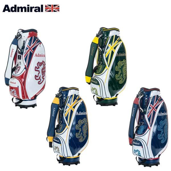 【2019年モデル】 Admiral Golf/アドミラルゴルフ ライトウェイト スポーツ キャディバッグ ADMG9SC2 9.0型 46インチ対応 軽量 【送料無料】
