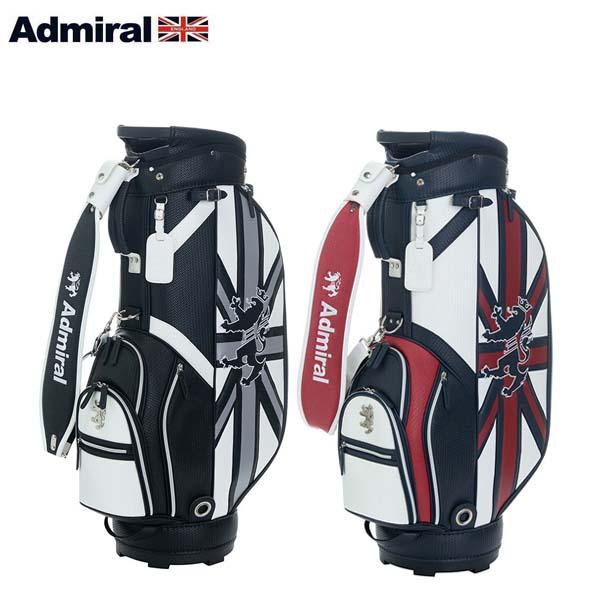 【2019年モデル】 Admiral Golf/アドミラルゴルフ イントレ キャディバッグ ADMG9SC9 8.5型 46インチ対応 【送料無料】