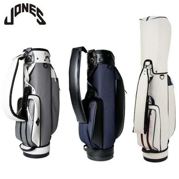 JONES RIDER GOLF CADDIEBAG ジョーンズ ライダー キャディバッグ ゴルフバッグ Retro Open/Charcoal/Navy黒 【日本正規品】【送料無料】