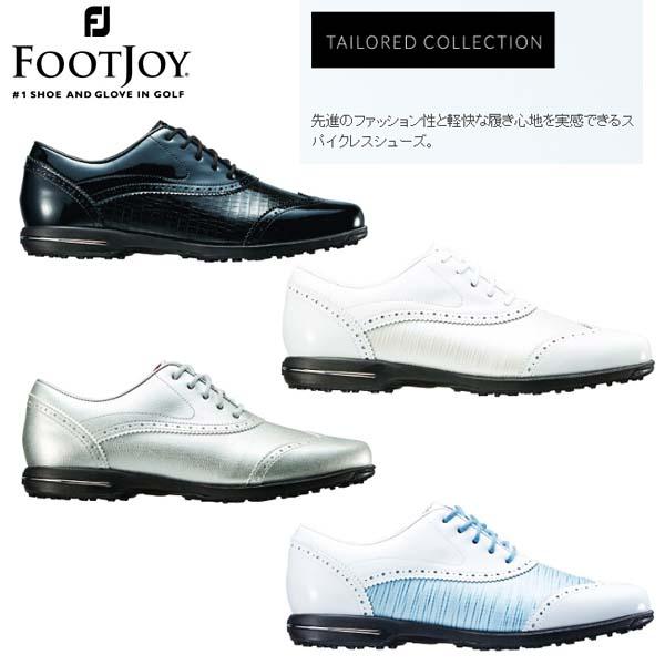 Foot Joy/フットジョイ テーラードコレクション Tailored Collection #91686 #91687 #91688 #91689 【2018年レディースモデル】【送料無料】