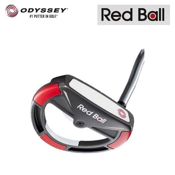 【2018年モデル】 ODYSSEY/オデッセイ RED BALL レッドボール 【日本仕様】【送料無料】