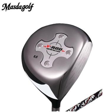 Masda Golf/マスダゴルフ V-ROD450ドライバー MAGMAX for アスリートV-ROD 450 Driver【送料無料】