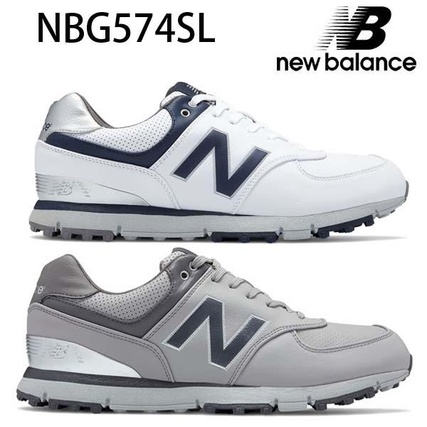【USモデル】ニューバランス/NewBalance NBG574SL ワイズ 4E メンズ スパイクレス ゴルフシューズ