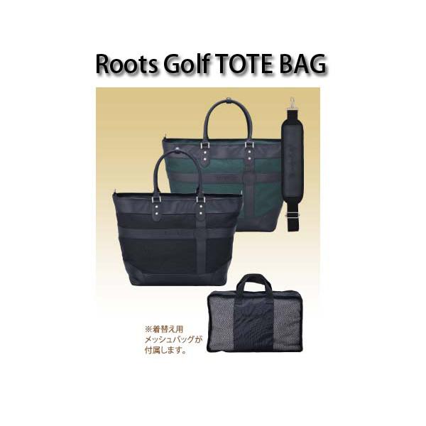 ROOTS GOLFRoots Golf TOTE BAGルーツゴルフ トートバッグルーツゴルフ【送料無料】