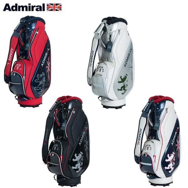【2020年モデル】 Admiral Golf/アドミラルゴルフ オーセンティックスポーツキャディバッグ ADMG0SC2 9.0型 46インチ対応 【送料無料】