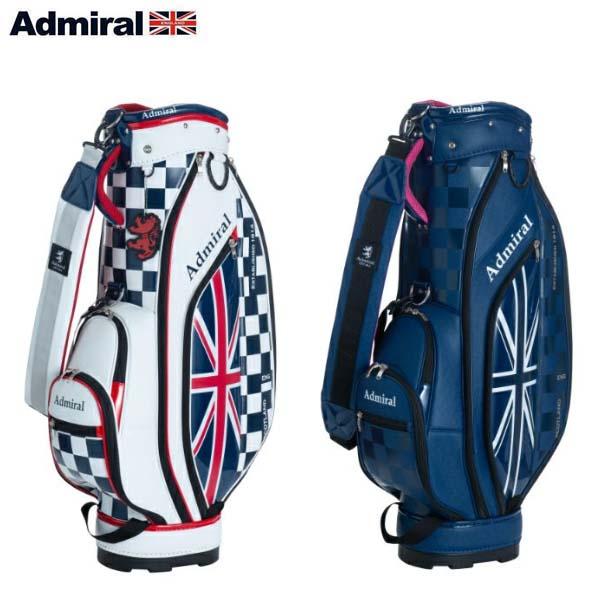 【2020年モデル】 Admiral Golf/アドミラルゴルフ ライトスポーツUNIキャディバッグ ADMG0SC4 8.5型 46インチ対応 【送料無料】