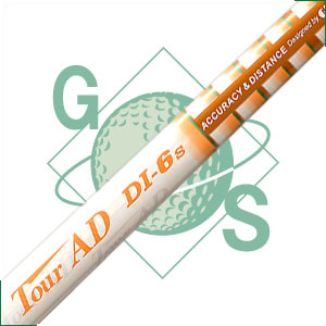 【リシャフト】 Graphite Design/グラファイトデザイン TourAD/ツアーAD DI-6【往復送料無料】【工賃無料】