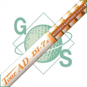 【リシャフト】 Graphite Design/グラファイトデザイン TourAD/ツアーAD DI-7【往復送料無料】【工賃無料】