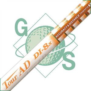 【リシャフト】 Graphite Design/グラファイトデザイン TourAD/ツアーAD DI-8【往復送料無料】【工賃無料】
