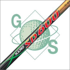 【リシャフト】N.S.PRO SD600ドライバー用/グラファイトシャフトNIPPON SHAFT日本シャフト【工賃無料】