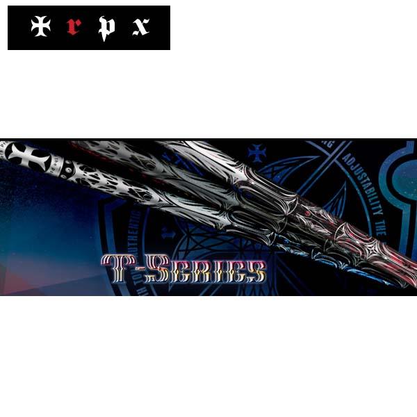 【リシャフト】 trpx/トリプルエックス Tシリーズ T-1 T-2 T-3 ウッド用シャフト T-SERIES T1 T2 T3 【往復送料無料】【工賃無料】