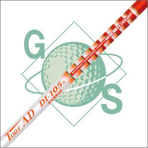 【リシャフト】 Graphite Design/グラファイトデザイン TourAD/ツアーAD DI-105HYBRIDDI105ハイブリッド/UT専用【往復送料無料】【工賃無料】