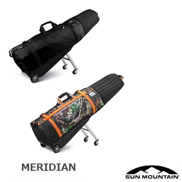 【2018年モデル】 SunMountain MERIDIAN サンマウンテン メリディアン トラベルカバーケース 【日本正規品】【送料無料】