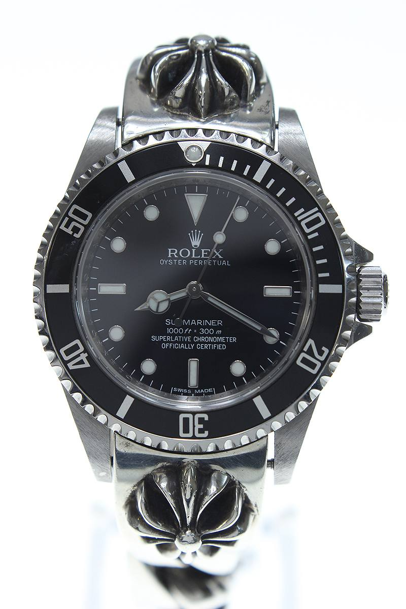 What Stores Accept Paypal Credit >> RINKAN: Chromic Hertz /Chrome Hearts X Rolex CH plus ...