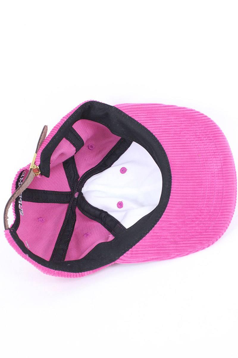 e7b4786df99 RINKAN  シュプリーム  SUPREME S logo corduroy cap (FREE  pink) bb152 ...