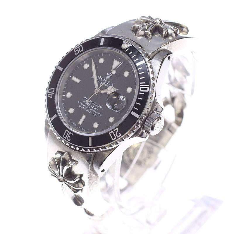 What Stores Accept Paypal Credit >> RINKAN: Chromic Hertz /Chrome Hearts X Rolex ROLEX ...